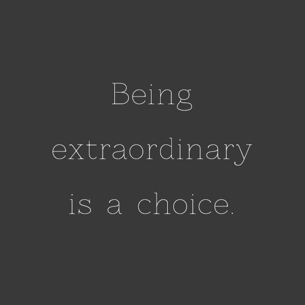 being-extraordinary